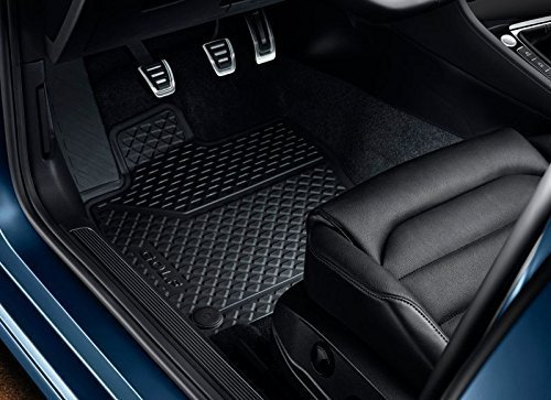 Volkswagen 5G1061502A82V Gummi Fußmatten