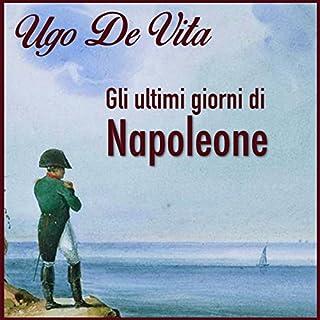 Gli ultimi giorni di Napoleone copertina