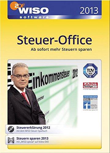 WISO Steuer-Office 2013 (für Steuerjahr 2012)