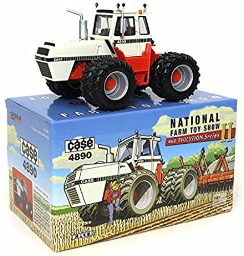1 32nd 2014 National Farm Toy Show Case 4890 4WD by Case