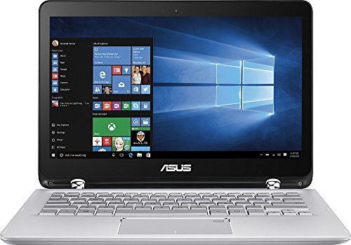 ASUS 2-IN-1 13.3″ TOUCHSCREEN FULL HD CONVERTIBLE LAPTOP under 500