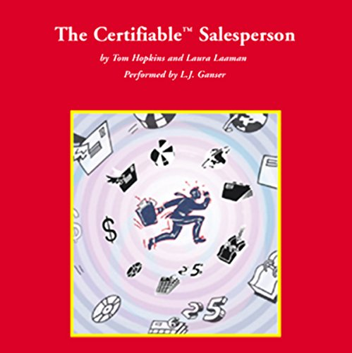 The Certifiable Salesperson audiobook cover art