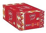 Lotus Biscoff Surtido de galleta caramelizada (300 galletas individuales) - 1875 gr. (23628)