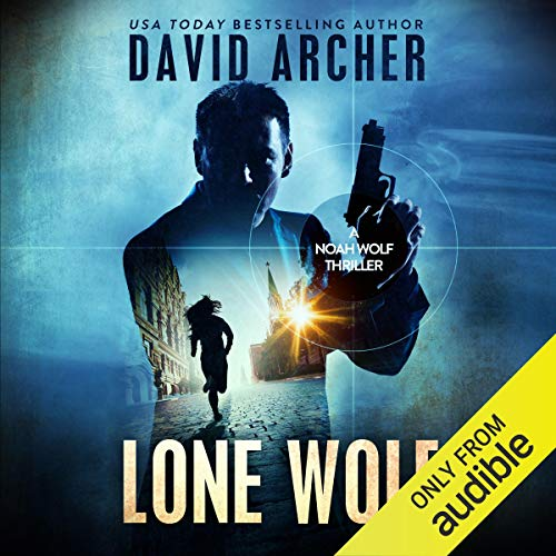 Lone Wolf Audiobook By David Archer cover art