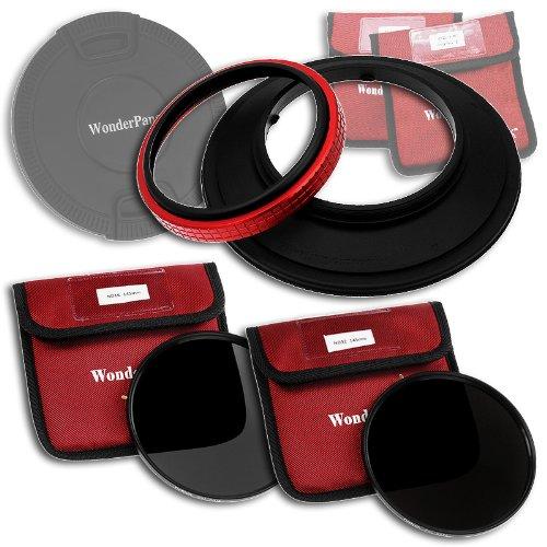 WonderPana 145 Esencial ND - Adaptador de Filtros 145mm, Tapa de Lente,...