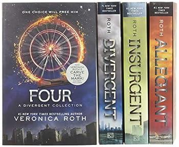 Divergent Series Four-Book Paperback Box Set  Divergent Insurgent Allegiant Four