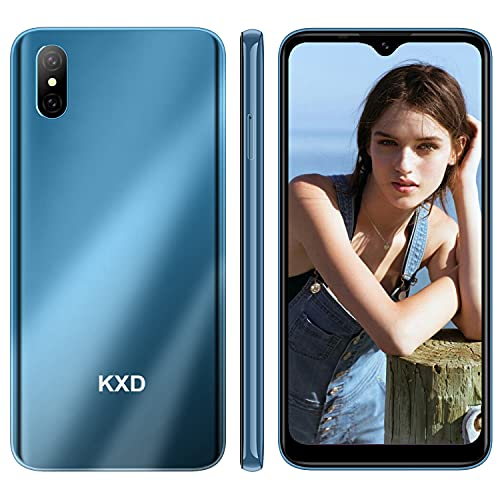 Mobile Phone, KXD D58 4G Smartphone SIM Free Phones Unlocked, Android Dual...