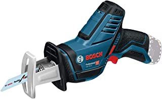 Bosch Professional 060164L902 GSA 12 V-14 Cordless Sabre Reciprocating Saw (Without Battery and Charger) - Carton