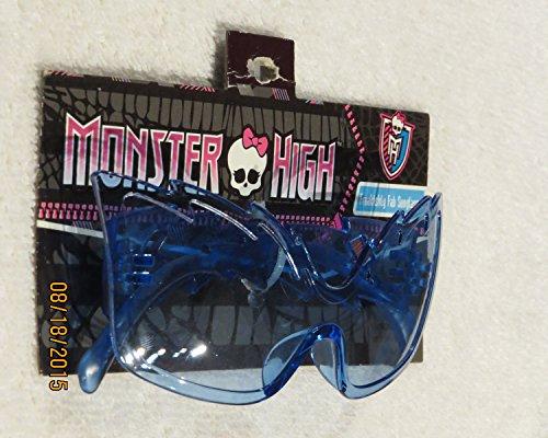 Monster High Lunette DE Soleil Bleue Frankie Stein Blue freakishly Fab Sunglasses