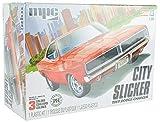 MPC/Premium Hobbies 1969 Dodge Charger 1:25 Snap Together Plastic Model Car Kit CP7690