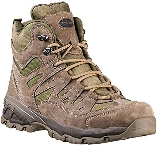 Mil-Tec Squad Stiefel 5 Inch A-TACS FG® Gr.6 US