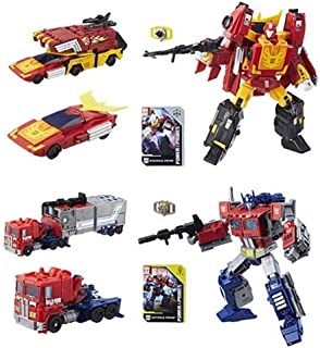 Transformers Generations Power of the Primes Leader Wave 1 Set