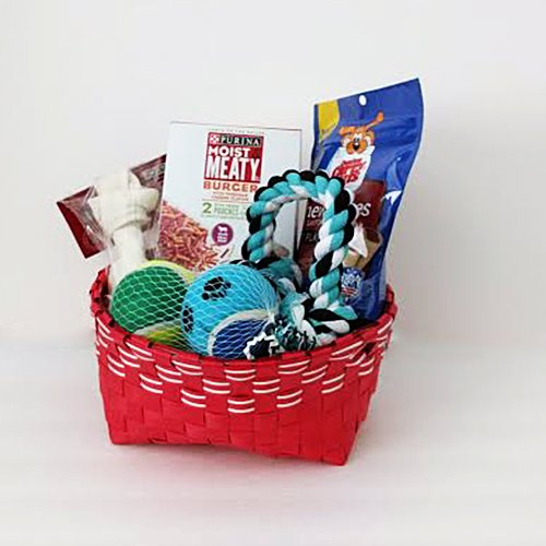Joice Best Dog Care Gift Basket Package Box Set