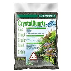 Dennerle-Kristall-Quarzkies-Diamantschwarz-5-oder-10-Kg