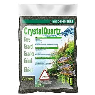 Kristall-Quarzkies Diamantschwarz Bodengrund