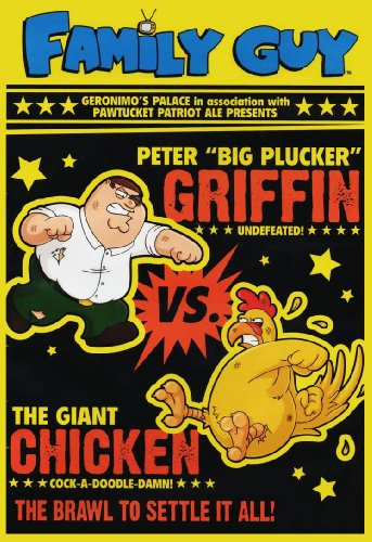 Family Guy: Peter Griffin vs. The Giant Chicken
