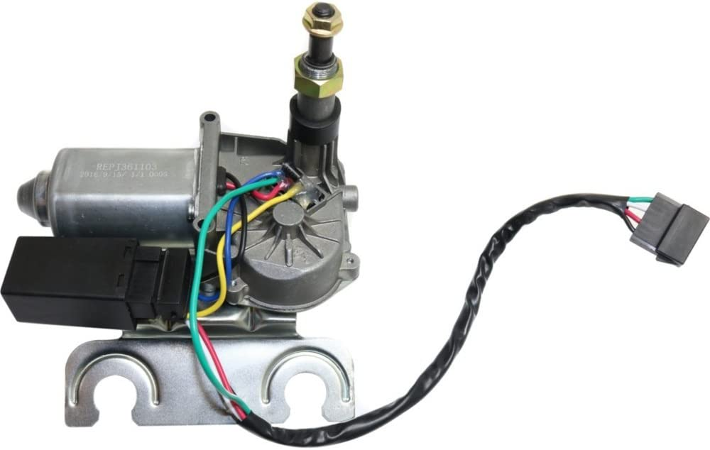 Atlanta Mall Evan-Fischer Wiper Motor Rear compatible with 97-0 Max 71% OFF Jeep Cherokee