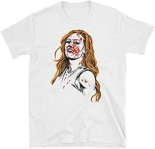 Best becky lynch bloody t shirt Reviews