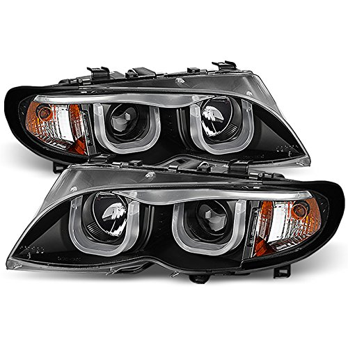 03 bmw 325i headlight assembly - 4