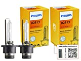 Philips D2S Xenon HID Headlight Bulb, Pack of 2