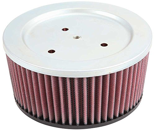 HD-0700 K&N vervangende luchtfilter compatibel met H/D TWIN CAM SCREAMIN' EAGLE SPECIAL (Powersports Air Filters)