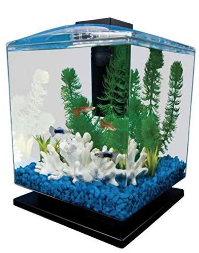 Tetra LED Aquarium Kit 1.5 Gallon Cube