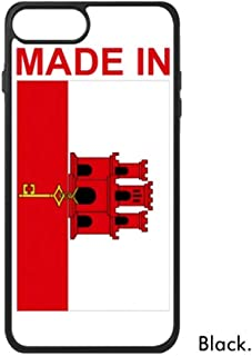 Made in Gibraltar Country Love for iPhone 7 Plus Cases Phonecase Apple Cover Case Gift