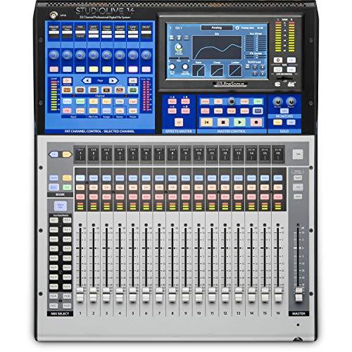Presonus StudioLive 16 III 16-Kanal Mischpult