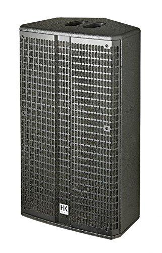 HK Audio L5 112XA 1000W Negro Altavoz - Altavoces (1.0 Canales, Alámbrico, XLR, 1000 W, 4 Ω, Negro)