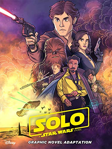 Star Wars: Solo Graphic Novel Adaptation (Star Wars Movie Adaptations)