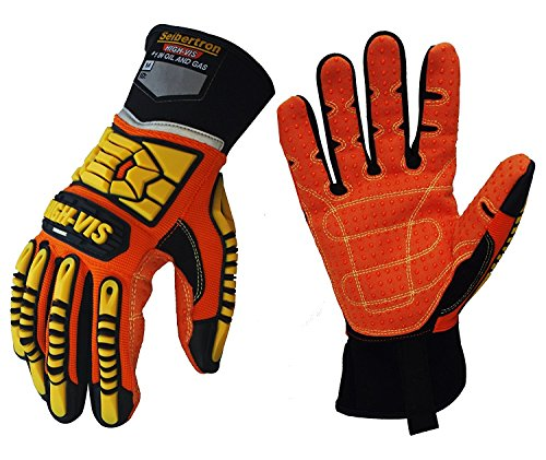 Impact Reducing Safety Gloves