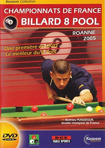 Championnat de France billard 8 pool [FR Import]