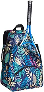 Tennis Bag Tennis Backpack, Tennis Racquet Holder Bag, Large Tennis Backpack for Men and Women to Hold Tennis Racket,Pickl...