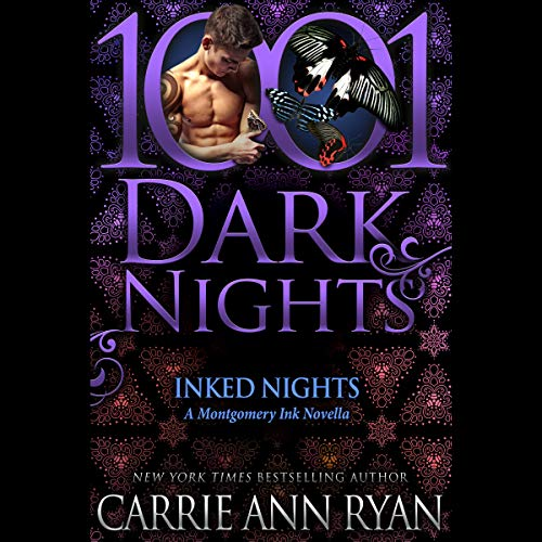 Inked Nights audiobook cover art