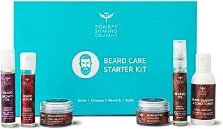 Bombay Shaving Company Beard Care Starter Gift Kit for beard growth and grooming - 500 g
