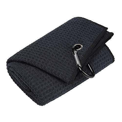 Mile High Life Tri-fold Golf Towel | Premium Microfiber Fabric