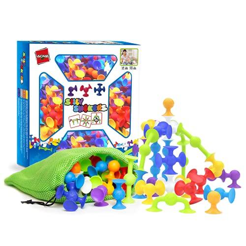50 Piece - Preschool Building Toys - Pre-Kindergarten Toys -...