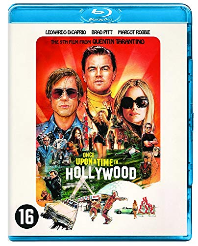 Once Upon A Time in... Hollywood [Blu-Ray]