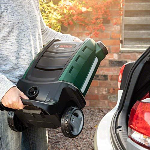 Bosch Akku Outdoor Reiniger Fontus – Wassertank & Akku - 5