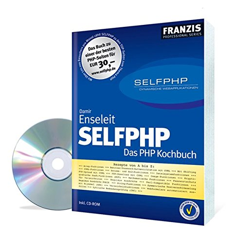 SELFPHP: Das PHP Kochbuch (Professional Series)