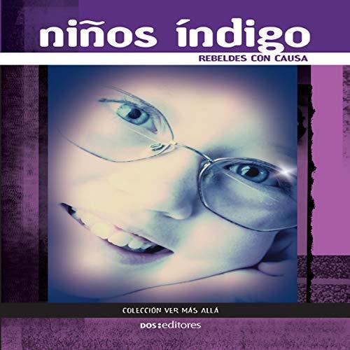 Diseño de la portada del título Niños Índigo