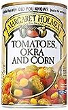 Margaret Holmes Tomatoes Okra and Corn, 14.5 oz