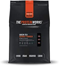 The Protein Works Green Tea Extract Powder Supplement Grade Weight Loss Vegan Unflavoured 250 g Estimated Price : £ 15,49