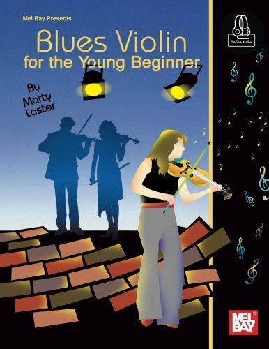Blues Violin for the Young Beginner (Young Beginners)