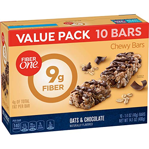 Fiber One Fiber 1 Oats and Chocolate Bars Only $0.25 Each