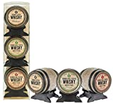 Scotch Whisky Barrel Tasting Set, Whisky Gift Set 3 x
