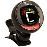 So There Super Clip-On Tuner for Guitar, Bass, Ukulele, Violin & Other Stringed Instruments
