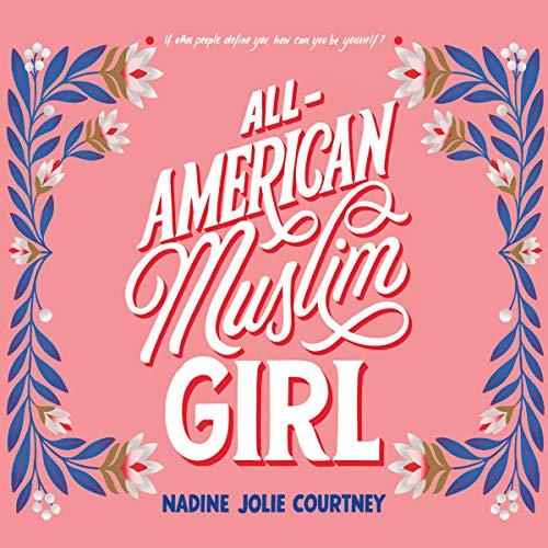All-American Muslim Girl audiobook cover art