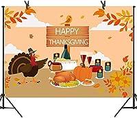 新しい250×180 cm感謝祭トルコ背景カボチャカエデの葉居心地の良いキャンドルライトディナーお祝い写真背景写真小道具LHST211