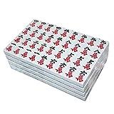 DFJU Jogos Mahjong Conjunto Chinês Tradicional Mahjong Doméstico Azul Mahjong Cartão com Bolsa Festa Lazer Jogo de Tabuleiro Presente Festa Casa Estilo Retro